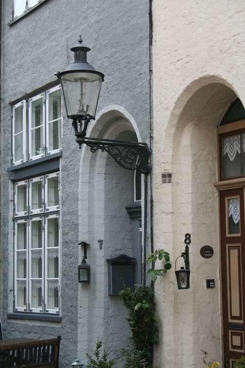 Gear House Ornate Hanseatic City Lübeck