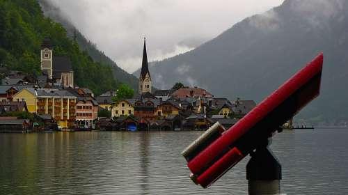 Hallstatt Travel Vacation Water Lake City