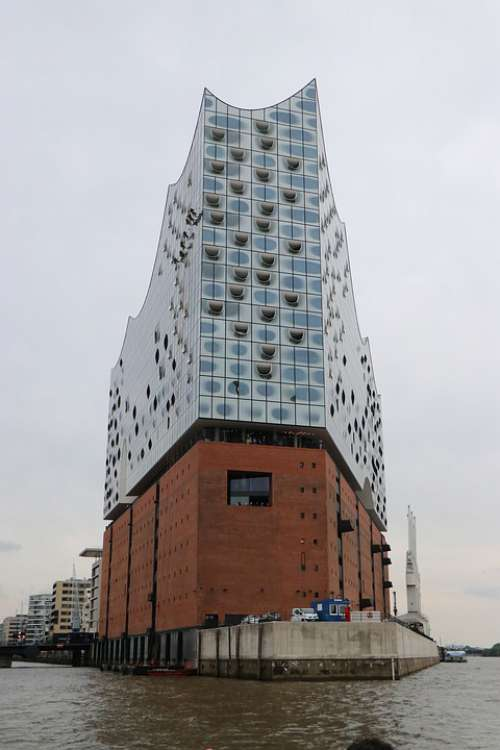 Hamburg Elbe Philharmonic Hall Architecture Building