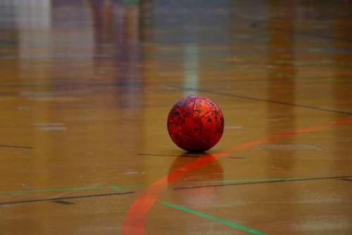 Handball Hall Floor Resin Passion Sport