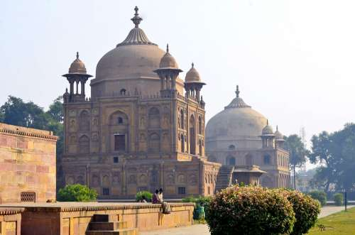 India Heritage Allahabad Architecture Travel
