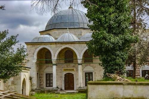 Istanbul Cami Islam Turkey Religion City Travel