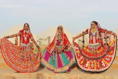 Kalbeliya Folk Dance Dance Rajasthan Dancer