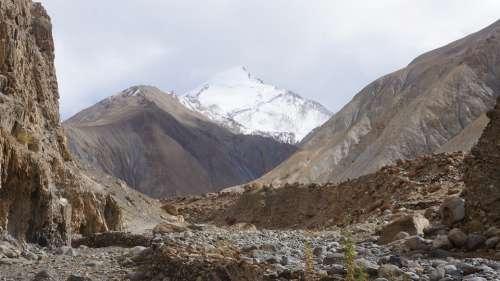 Ladakh Markha Valley Himalaya Hiking Mountain