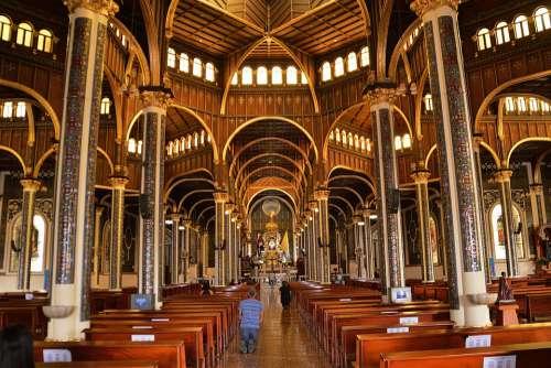 Latin America Costa Rica Church Religion