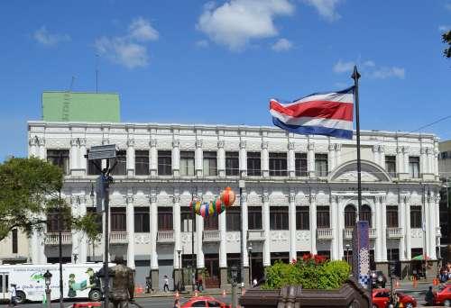Latin America Costa Rica San Jose Architecture City
