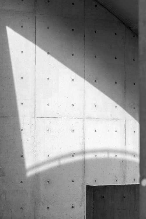 Light Shadow Building Fashion Shanghai City