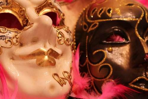 Masks Fun Party Purim
