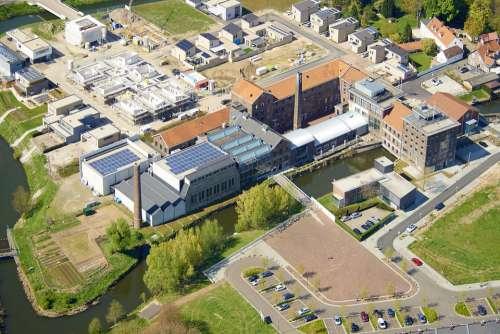 Matrix-Roermond Solar Energy Agricultural Durable