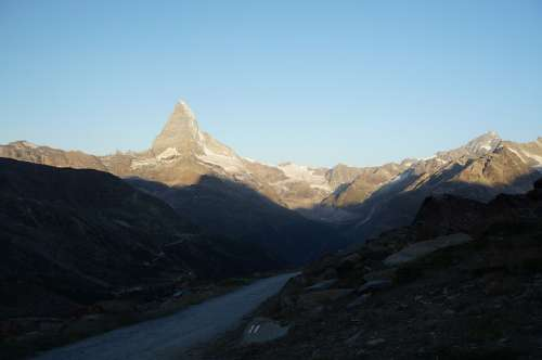 Matterhorn Zermatt Switzerland Alps