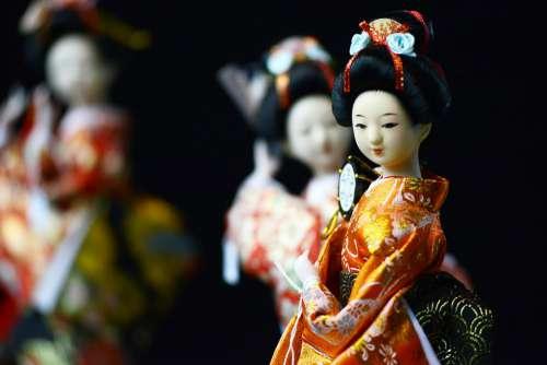 Memoirs Of A Geisha Figure Art Doll Asia Japanese