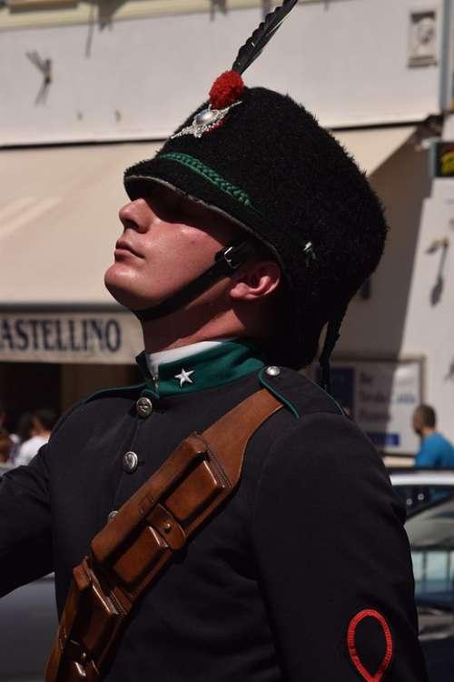 Military Military Parade Centre Rome
