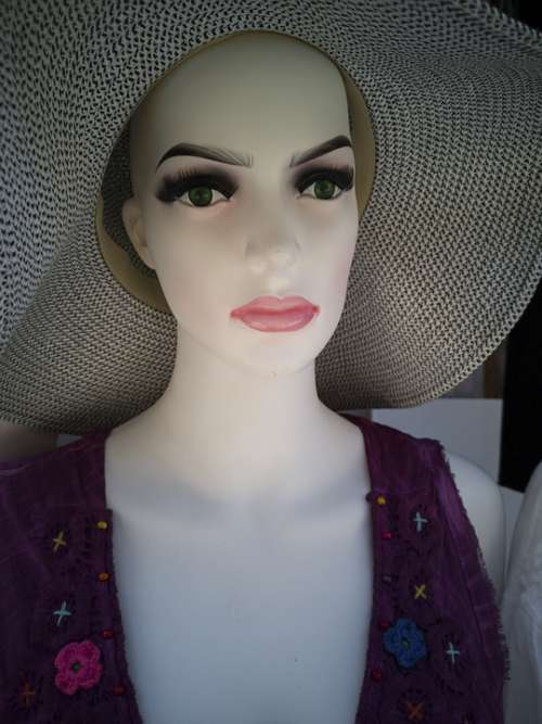 Model Mannequin Fashion Pose Clothes Style Genre