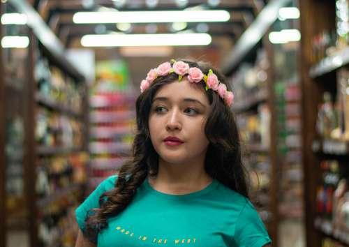 Model Beauty Women Girl Portrait Hair Young