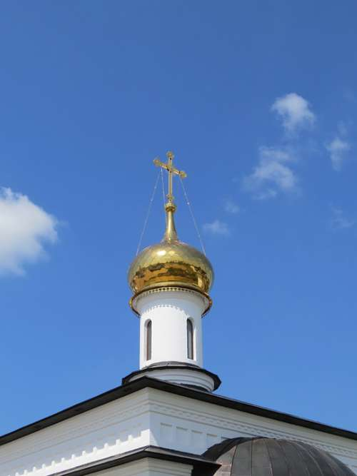 Monastery Church Orthodox Architecture Building