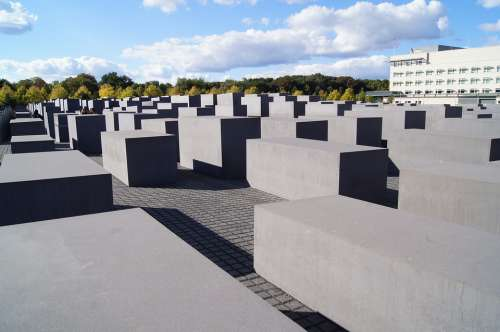 Monument Berlin Germany Architecture Memorial