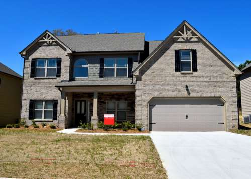 New Home Construction Industry House Home Mortgage