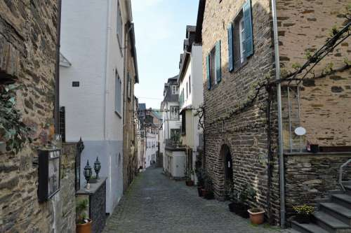 Old Town Moselle Germany Picturesque