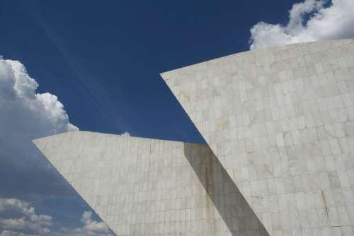 Pateão Brasilia Trip Brazil Ride Sky