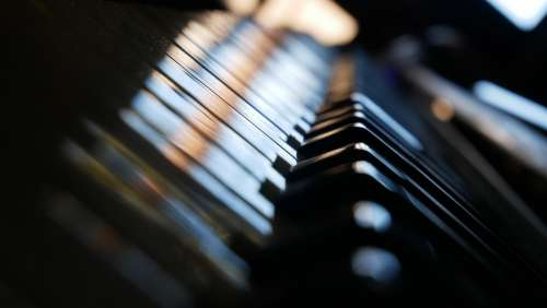 Piano Music Keyboard Music Instrument