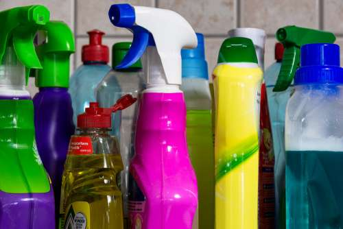 Plastic Clean Pollution Budget Hygiene Chemistry