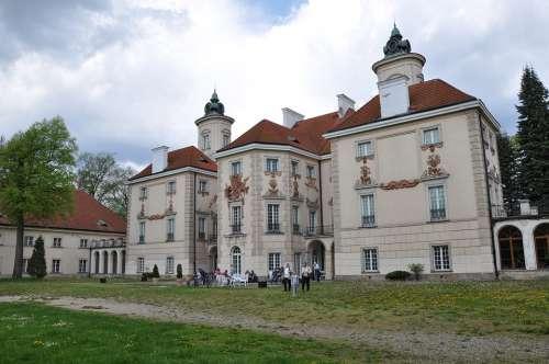 Poland Otwock Otwock Wielki The Palace Castle