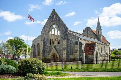 Portsmouth Royal Garrison Church England Church
