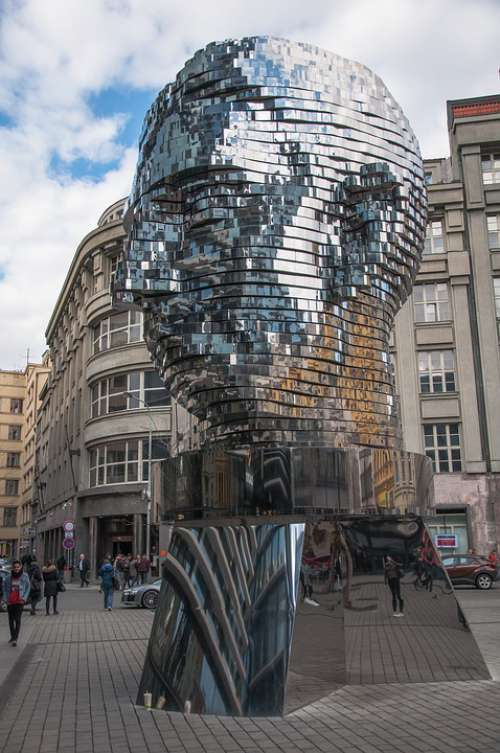 Prague Czech Republic City Architecture Europe