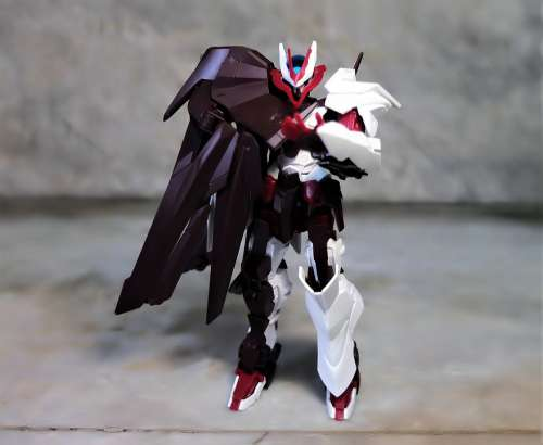 Robot Toy Action Figure Model Kit Bandai Scale