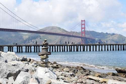 San Fransisco Golden Gate Golden Gate Bridge