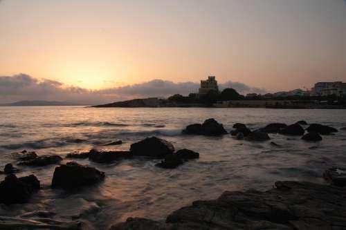 Sardinia Alghero Waterfront Holiday Catalan Porto