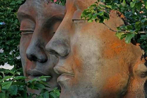 Sculpture Garden Garden Sculpture Statue Park Art