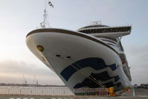Ship Cruise Vacations Cruising Tourism Holiday