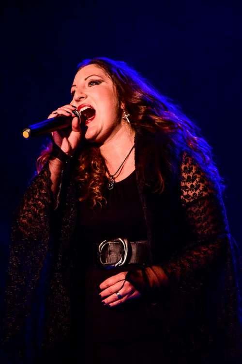 Singer Concert Rock Concert Music Execution Lights
