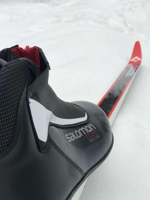 Ski Skis Cross-Country Ski Solomon Winter Sport