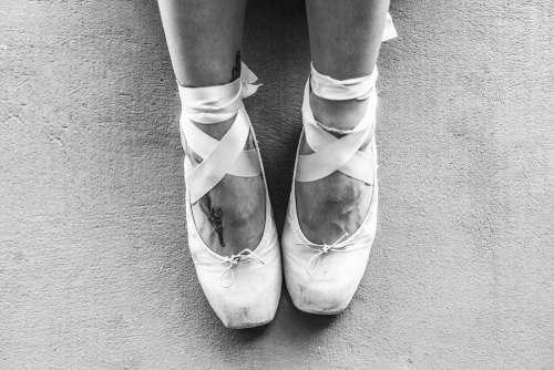 Slippers Dance Women Ballet
