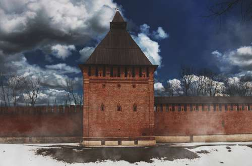 Smolensk Wall Fortress Tower