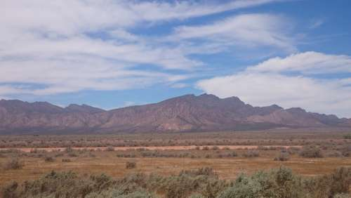 South Australia Outback Desert Australia Wilderness