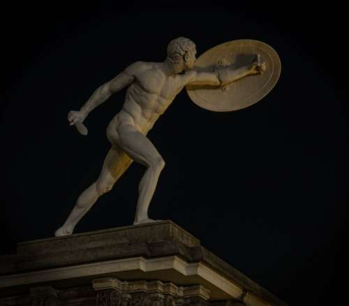 Statue Art Sculpture Figure Artwork Historically