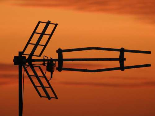 Sunset Antenna Transmitter