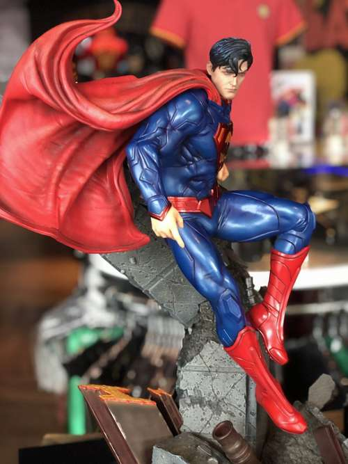 Superman Hero Superhero Strong Cape Fly Justice