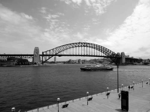 Sydney Australia Sydney Harbour Circular Quay City