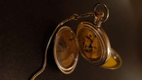 Time Watch Antiques Jewellery Watch-Fob