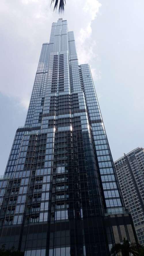 Tower High Building Skyscraper