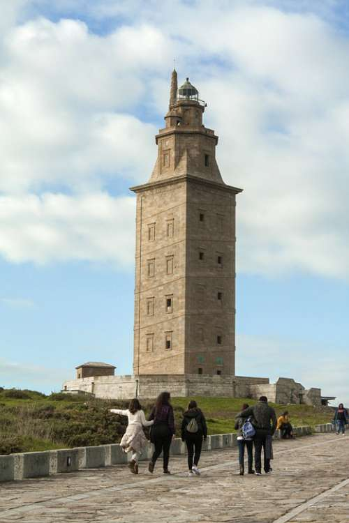 Tower Lighthouse Architecture Historical