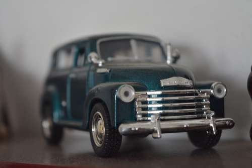 Toy Car Chevrolet Vehicle Classic Automotive