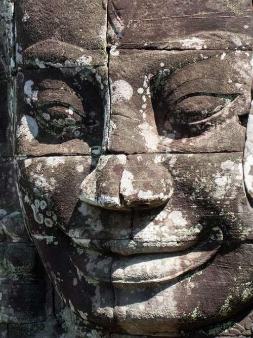 Travel Cambodia Asia Tourism Ancient Temple Ruin