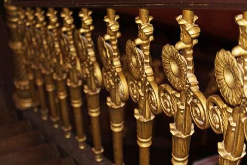 Treppengeländer Handrail Antique Handrail Stairs