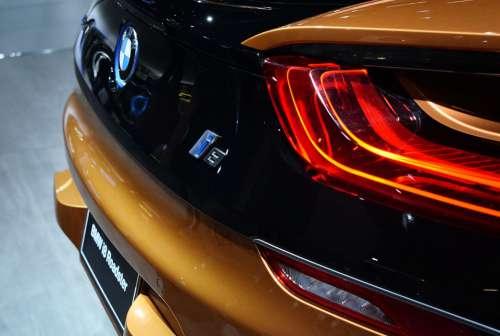 Vehicle Automobile Speed Sports Automatic Orange