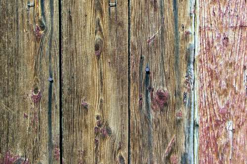 Virginia City Siding Boards Background Wood Boards